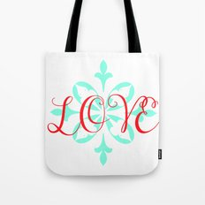 Beautiful Love Tote Bag