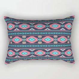 Southwestern ethnic navajo pattern Rectangular Pillow