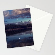 Planetary Conjunction Stationery Cards