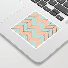 Marble Geometry 059 Sticker