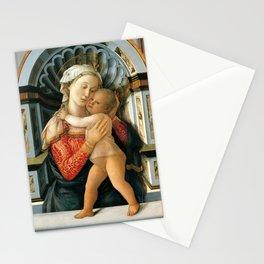 "Fra Filippo Lippi ""Madonna of Palazzo Medici-Riccardi"" Stationery Cards"