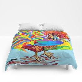 Fiesta Rooster Comforters