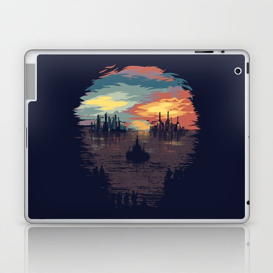 Ready for Battle Laptop & iPad Skin