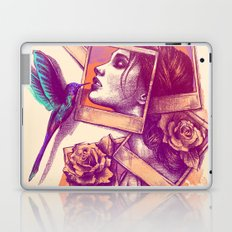 Kiss From a Rose Laptop & iPad Skin