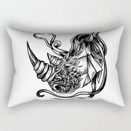 Rhino Rectangular Pillow