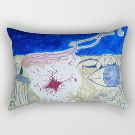 Dreaming of Seeing Rectangular Pillow