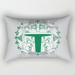 Boba Tatt Rectangular Pillow