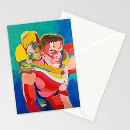 Freedom to Lust Stationery Cards