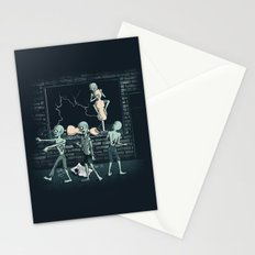 No more Braaaaains!  Stationery Cards