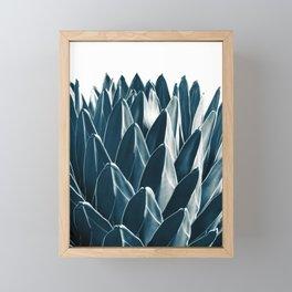 Agave Chic #3 #succulent #decor #art #society6 Framed Mini Art Print