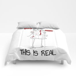 This is real Comforters