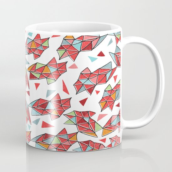 triangles Mug