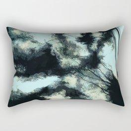 Tethered sky Rectangular Pillow