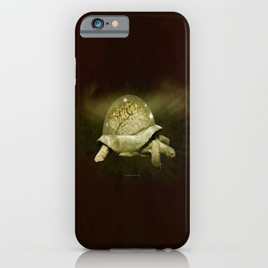 Slow Thinker 011 iPhone & iPod Case