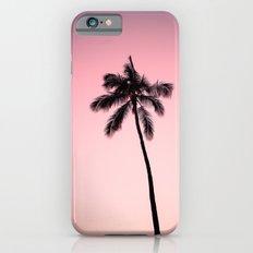 palm tree ver.pink iPhone 6s Slim Case