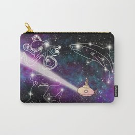 Exploring The Star Fish Constellations Carry-All Pouch
