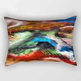 W w w ord Rectangular Pillow