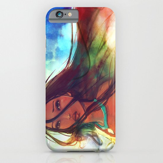 The Wind... iPhone & iPod Case