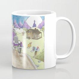 Monster Ride Coffee Mug