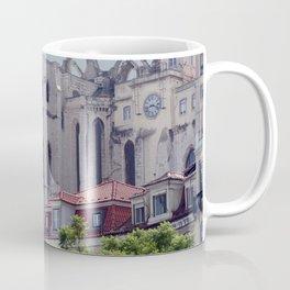 Carmo Convent Gothic Architecture, Lisbon, Portugal Coffee Mug