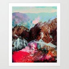 Untitled 20110310e (Landscape) Art Print