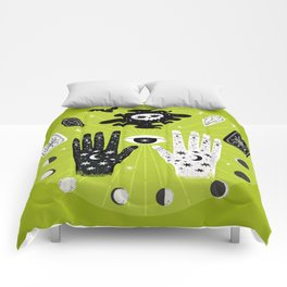 Let Your Magic Show You The Way Comforters