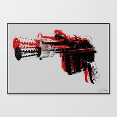 Blaster III Canvas Print
