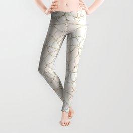 Beaded Pearls Leggings