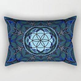 Seed of Life Rectangular Pillow