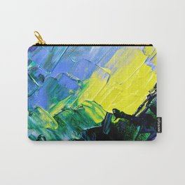 Emerald Sunrise Carry-All Pouch