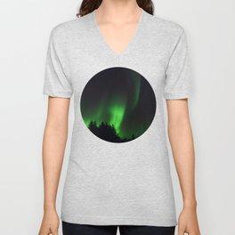 The Northern Lights 04 Unisex V-Neck