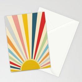 Sun Shines Inside you Stationery Cards