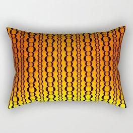 Gold and Chains - Vivido Series  Rectangular Pillow