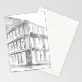 Old Mariner Church - Old Port of Portland ME Stationery Cards