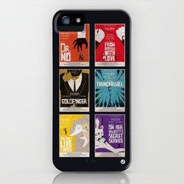 Bond #1 iPhone Case