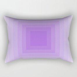 Lavender Monochrome Rectangular Pillow