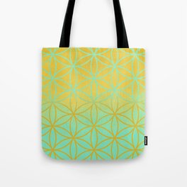 Meditation space Tote Bag