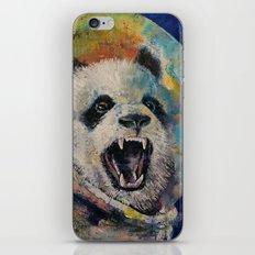 Space Panda iPhone & iPod Skin