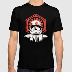 First Order Black MEDIUM Mens Fitted Tee