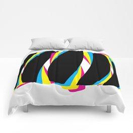 Fiesta - geometric Comforters