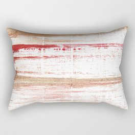 Abstract lines painting Rectangular Pillow
