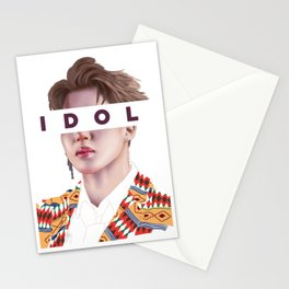 Idol vs03 Stationery Cards