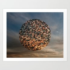 Little Planet #06 Art Print