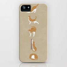 Cat Ballet iPhone (5, 5s) Slim Case