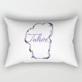Lupine Lake Rectangular Pillow