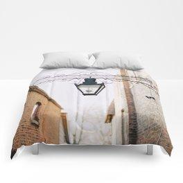 Suburban Alley  Comforters