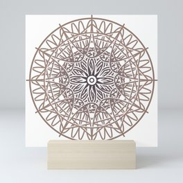 Mystical sign 04 Mini Art Print