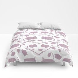 FLOWHEARTH Comforters