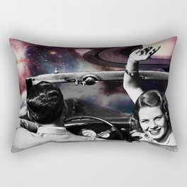 Road to the Moon !! Rectangular Pillow