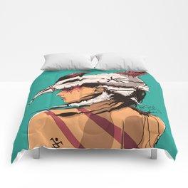 Bone Collector Comforters
